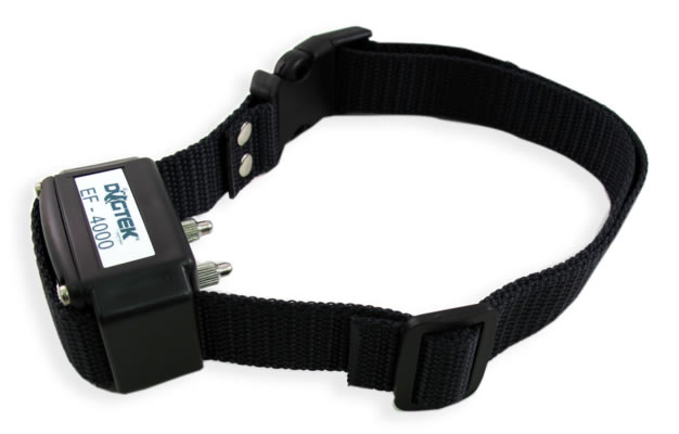 DOGTEK EF-4025 Electronic Dog Fence Collar