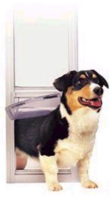 PetSafe Patio Panel Pet Door - Medium