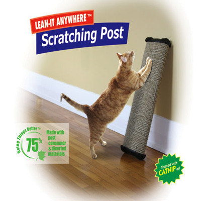 Omega Paw Lean-it Anywhere Scratch Post - 19