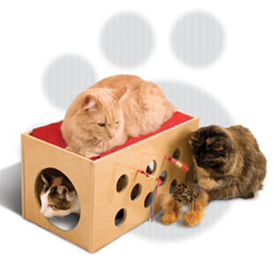 SmartCat Bootsie's Bunkbed and Playroom